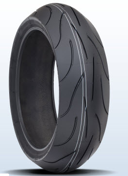 Задняя мотошина Michelin Pilot Power 2CT 190/55-17