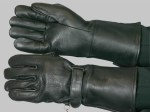 Мотоперчатки Hot Leathers Naked Leather Gauntlet