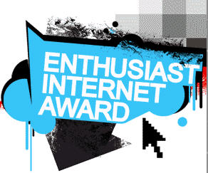 участинк Enthusiast Internet Award о мотоциклах